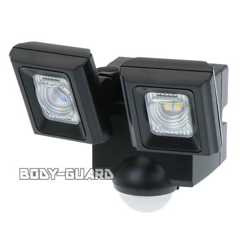 屋外用LEDセンサーライト 乾電池式 ESL-N112DC