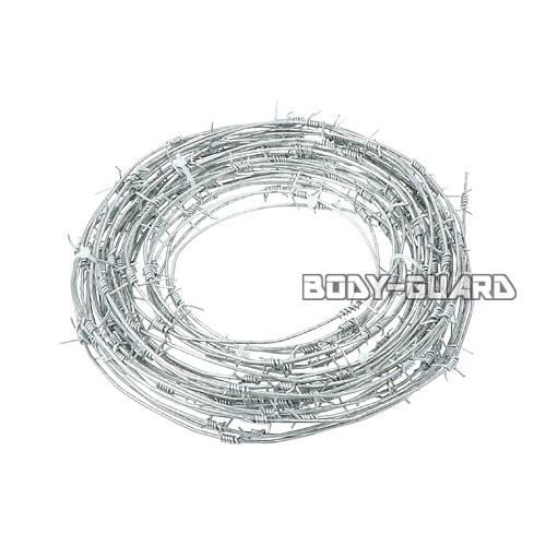有刺鉄線 亜鉛メッキ 20m