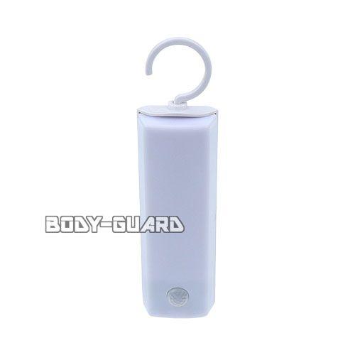 LEDセンサーライト ハンガータイプ NIT-BLA6JF-WN