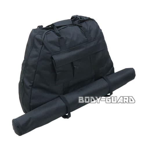 コンパウンドクロスボウ用 収納バッグ ブラック