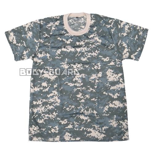 迷彩半袖Tシャツ タイプ2 (デジタル迷彩) XXXL