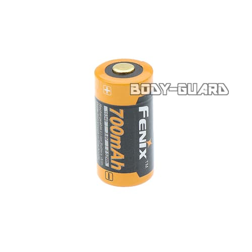 FENIX リチウムイオン充電池 16340
