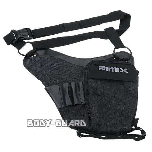 RIMIX レッグポーチ ブラック