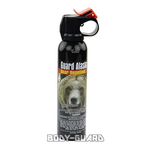 熊よけスプレー BEAR ATTACK