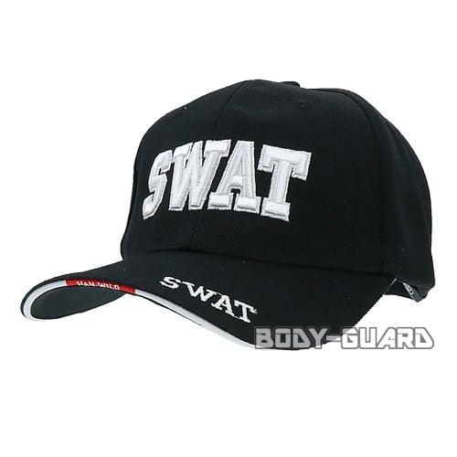 SWAT キャップ タイプ2 白ライン付き